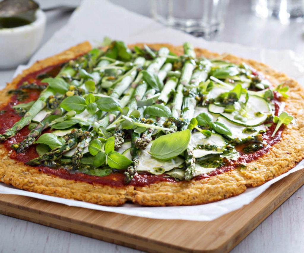 Pizza_mit_Blumenkohlboden_zuckerfrei