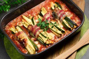 Zucchini Päckchen