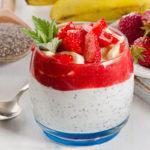 Chia-Erdbeer-Pudding-zuckerfreie-Rezepte-mit-und-ohne-Thermomix-Rezepte-ohne-Zucker-Meal Prep
