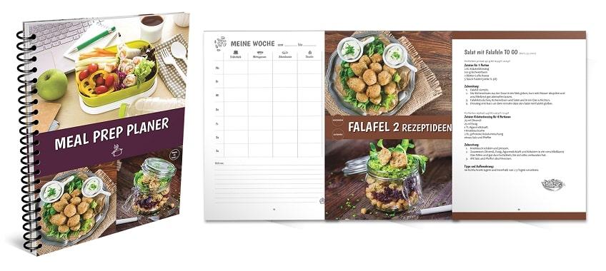 Meal Prep Planer E-book herunterladen