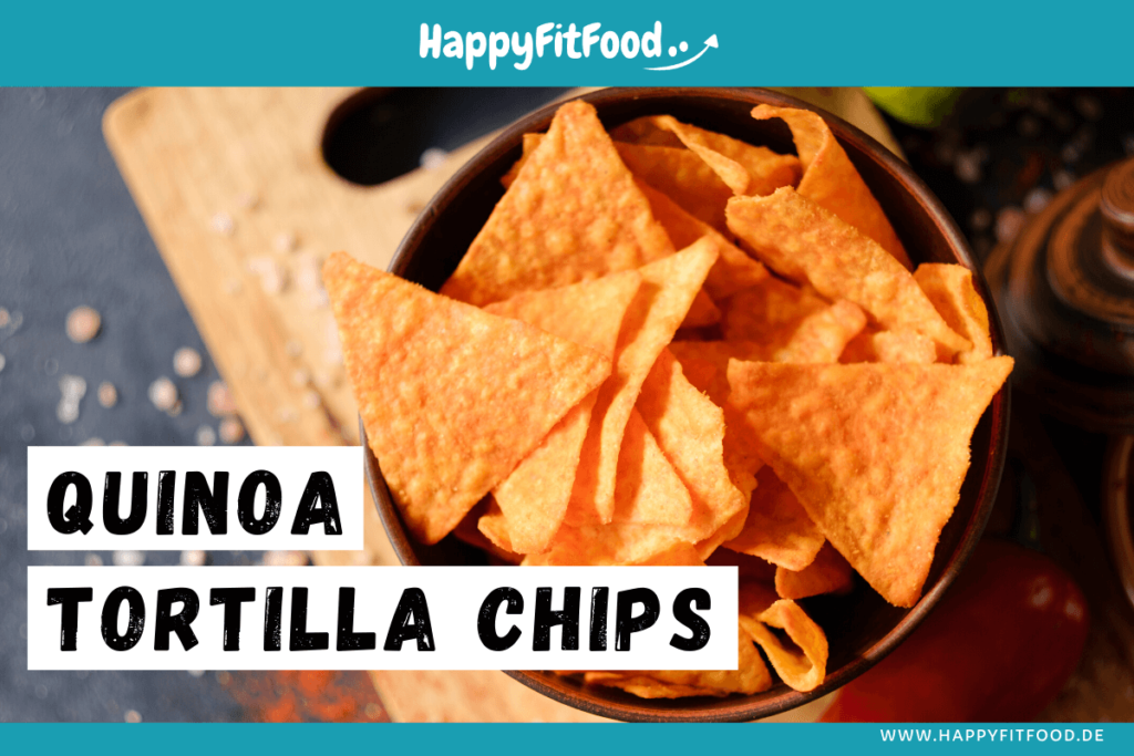 Tortillas selber machen aus Quinoa Tortillas vegan und glutenfrei
