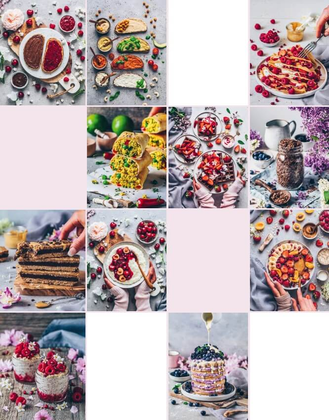 Frühstücksrezepte aus Vegan Foodporn von Bianca Zapatka