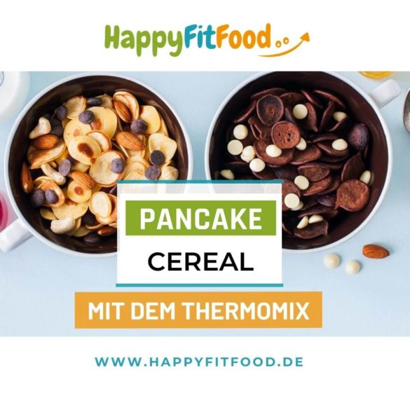 Thermomix Rezept für Pancake Cereal