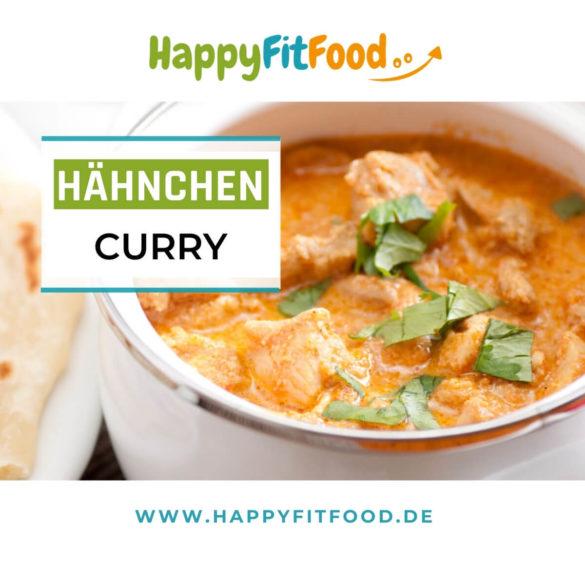 Hähnchen Curry mit Kokosmilch Rezept