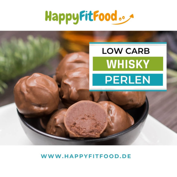 Low Carb Whisky Perlen Rezept zuckerfrei selber machen