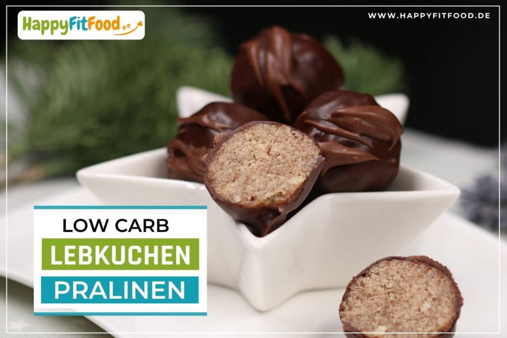 Low Carb Lebkuchen Pralinen Rezept selber machen