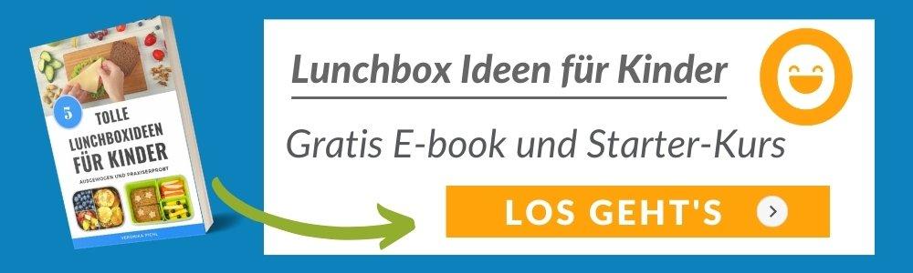 5 Lunchbox Ideen für Kinder Freebie kostenlos herunterladen