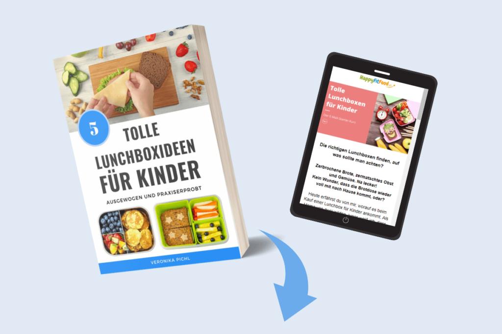 Kinder Lunchbox E-book Starterkurs kostenlos herunterladen