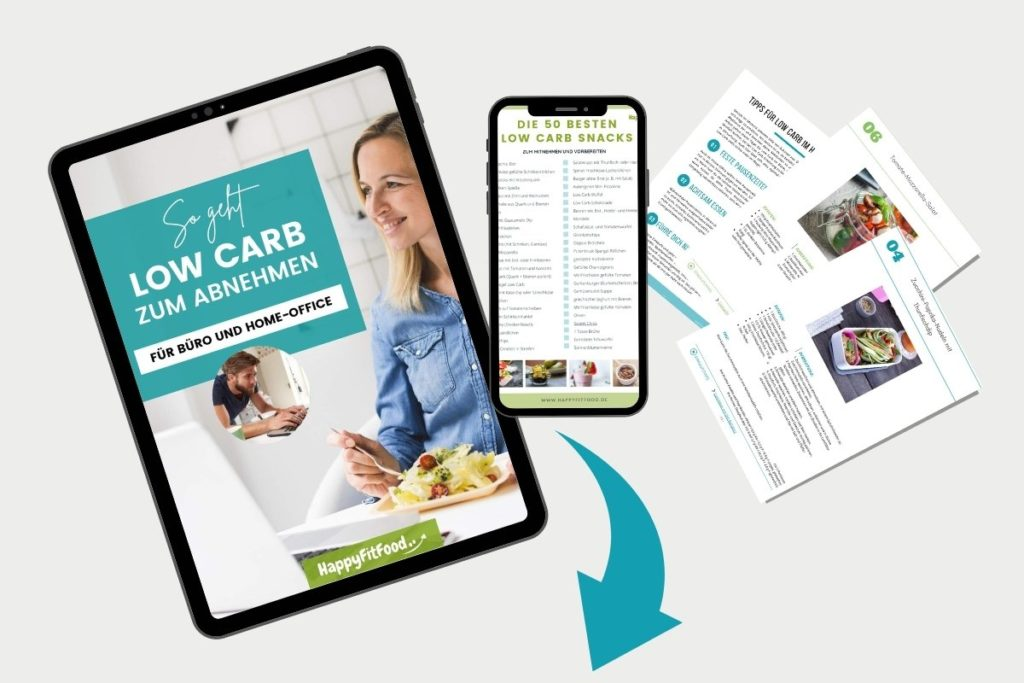 Low Carb E-book Büro und Home-Office herunterladen