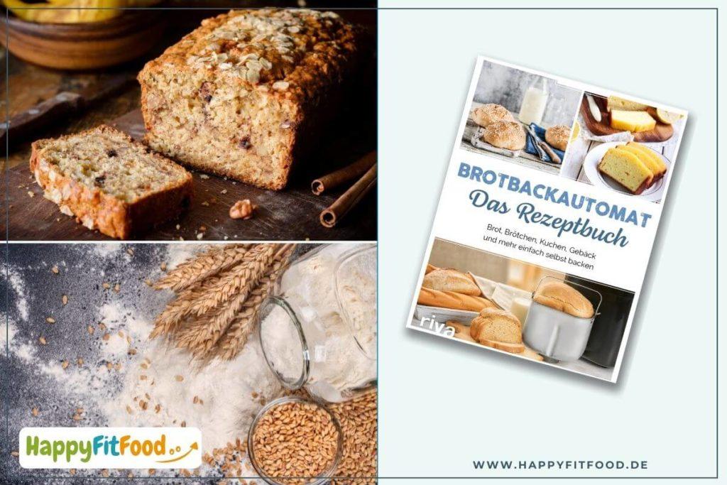 Brotbackautomat Rezepte Tipps und Empfehlungen